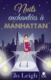Nuits enchantées à Manhattan - Couverture - Format classique