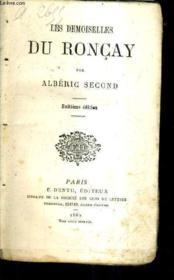 Les Demoiselles Du Roncay / 8e Edition. - Couverture - Format classique