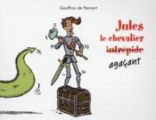 Jules le chevalier agaçant - Couverture - Format classique