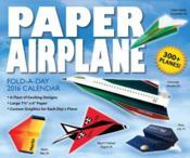Paper Airplane 2016 - Couverture - Format classique