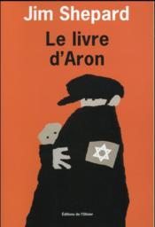 Le livre d'Aron - Couverture - Format classique