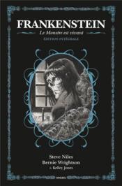 Frankenstein, le monstre est vivant - Couverture - Format classique