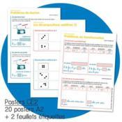 Haut les maths ce2 - posters - Couverture - Format classique