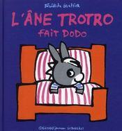L'âne Trotro fait dodo - Intérieur - Format classique