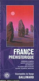 France Prehistorique (Premiers Hommes, Objets Quotidiens, Art P - Intérieur - Format classique