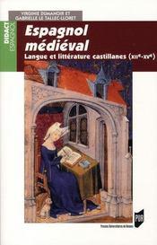 Espagnol médiéval - Intérieur - Format classique
