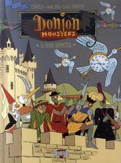 Donjon monsters t.11 ; le grand animateur - Intérieur - Format classique