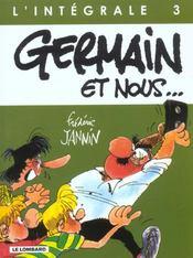 Germain et nous ; intégrale t.3 - Intérieur - Format classique