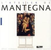 Atelier de Mantegna - Couverture - Format classique