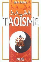 Taoïsme - Intérieur - Format classique
