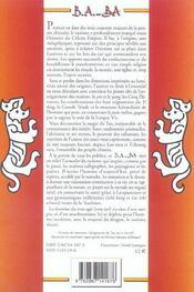 Taoïsme - 4ème de couverture - Format classique