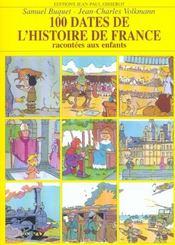 Les 100 Dates De L'Histoire De France - Intérieur - Format classique