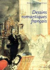 Dessins romantiques francais - Couverture - Format classique