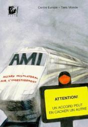 AMI ; accord multilatéral sur l'investissement - Couverture - Format classique