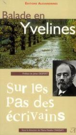Balade en Yvelines - Couverture - Format classique