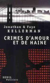 Crime d'amour et de haine - Couverture - Format classique
