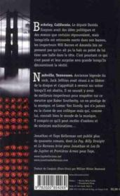 Crime d'amour et de haine - 4ème de couverture - Format classique