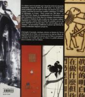 Cent ans d'art chinois - 4ème de couverture - Format classique
