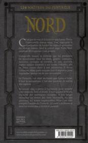 Les maîtres du pentacle t.1 ; nord - 4ème de couverture - Format classique