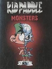 Kid paddle ; monsters - Couverture - Format classique
