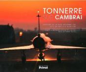 Tonnerre sur Cambrai - Couverture - Format classique