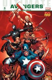 Ultimate Avengers Hs N.3 - Couverture - Format classique