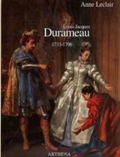 Louis-Jacques Durameau (1733-1796) - Couverture - Format classique