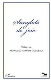 Sanglots de joie - Couverture - Format classique