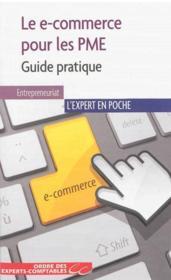Le e-commerce pour les PME ; guide pratique - Couverture - Format classique