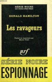 Les Ravageurs. Collection : Serie Noire N° 941 - Couverture - Format classique