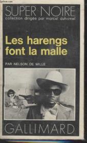 Collection Super Noire N° 70. Les Harengs Font La Malle. - Couverture - Format classique