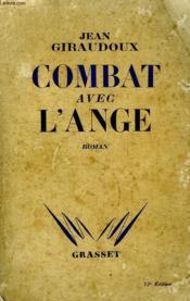 Combat Avec L Ange. - Couverture - Format classique