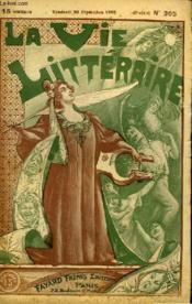 Une Vision. La Vie Litteraire. - Couverture - Format classique