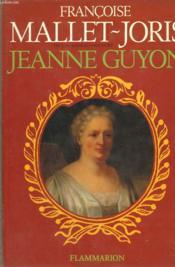 Jeanne Guyon. - Couverture - Format classique