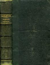 Harmonies Poetiques Et Religieuses, Avec Commentaires - Couverture - Format classique