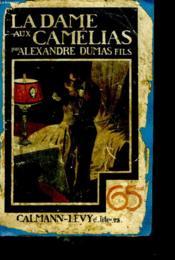 La Dame Aux Camelias - Couverture - Format classique