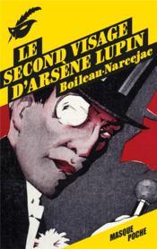 Le second visage d'Arsène Lupin - Couverture - Format classique