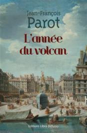 Les enquêtes de Nicolas Le Floch T.11 ; l'année du volcan - Couverture - Format classique