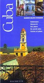 Guide Evasion Cuba - Intérieur - Format classique