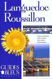 Guides Bleus ; Languedoc Roussillon - Intérieur - Format classique