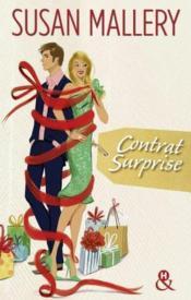 Contrat surprise - Couverture - Format classique