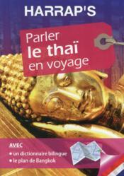 Parle le thaï en voyage - Couverture - Format classique