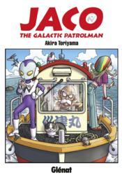 Jaco the galactic patrolman - Couverture - Format classique