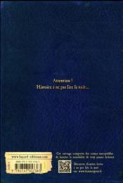 L'épouvanteur T.14 ; Thomas Ward l'épouvanteur - 4ème de couverture - Format classique