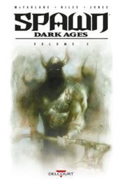 Spawn - dark age T.2 - Couverture - Format classique