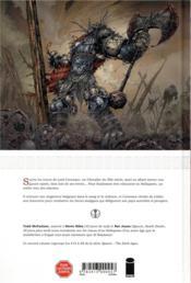 Spawn - dark age T.2 - 4ème de couverture - Format classique