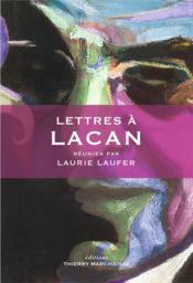 Lettres à Lacan - Couverture - Format classique