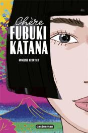 Chère Fubuki Katana - Couverture - Format classique