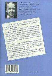 Le secret du professeur Amfortas - 4ème de couverture - Format classique