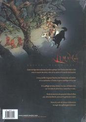 Luuna t.3 ; dans les traces d'Oh-Mah-Ah - 4ème de couverture - Format classique
